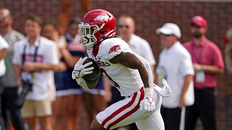 Five things to know ahead of Arkansas-Auburn