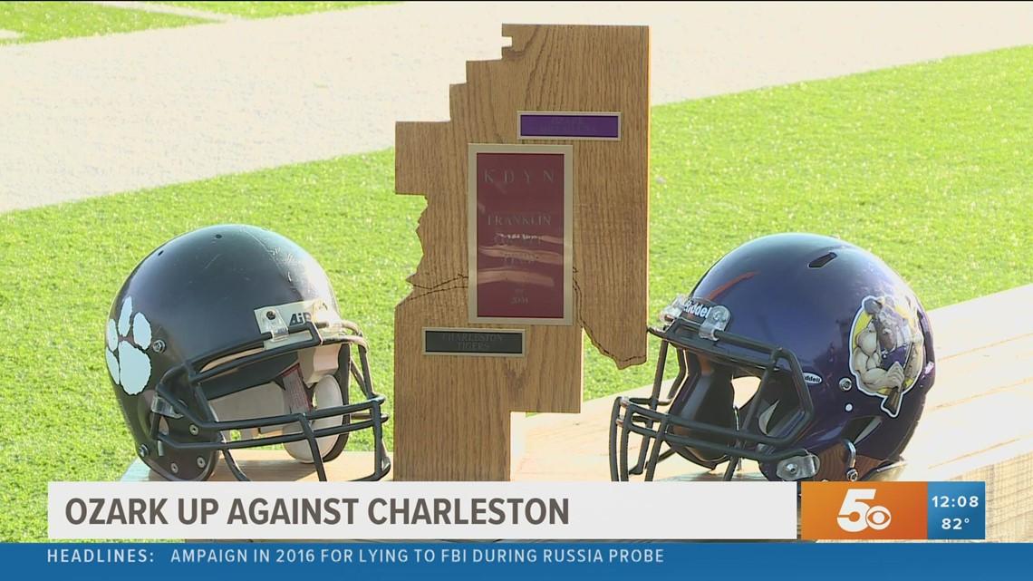 Ozark vs. Charleston: Who will take home the Franklin County feud trophy?