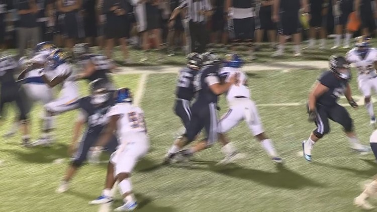 Week 1: Vote for Yarnell's Sweetest Play of the Week