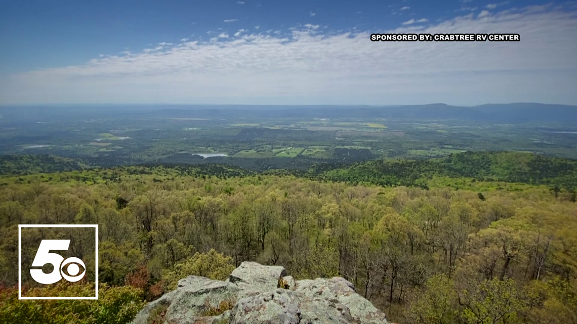 Adventure Arkansas: Mount Magazine