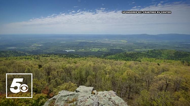 Adventure Arkansas: Mount Magazine
