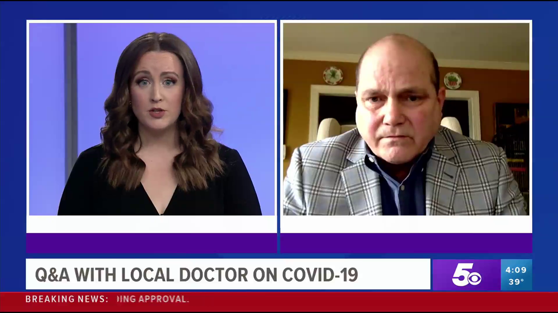 Dr Don Phillips Answers Viewer Questions About Covid 19