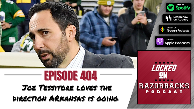 Locked on Razorbacks: Talking with ESPN's Joe Tessitore