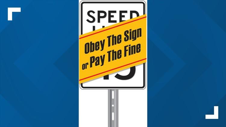 Police: Speed enforcement mobilization begins in Fayetteville on July 12