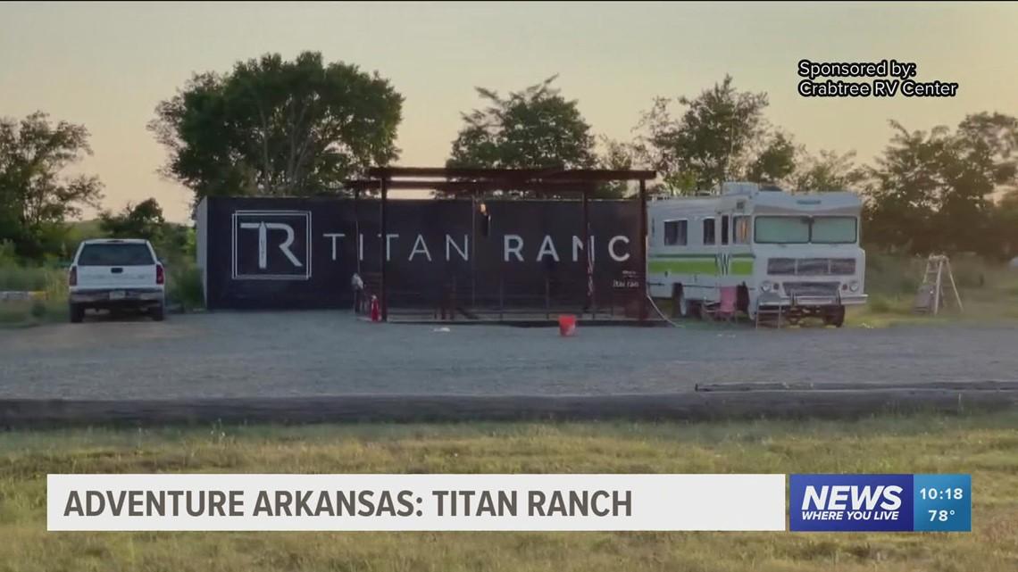 Adventure Arkansas: Titan Ranch