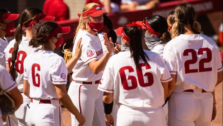 Arkansas softball gets 6-seed, will host NCAA Regional