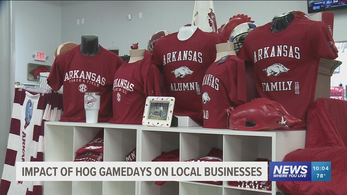 Hog Games Impact Local Businesses