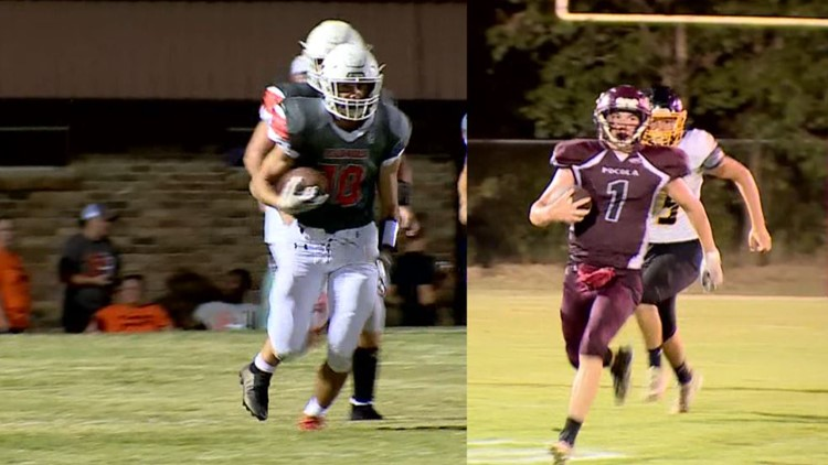 5NEWS Game of the Week: Roland at Pocola