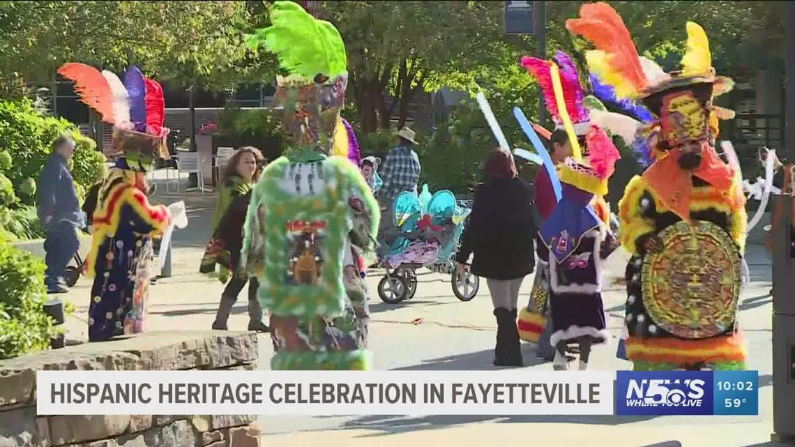 Fayetteville Hispanic Heritage Festival returns