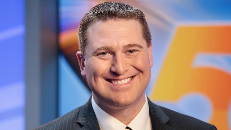 After 20 years at Channel 5, Chief Meteorologist Garrett Lewis is leaving television