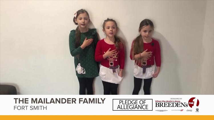 The Mailander Family