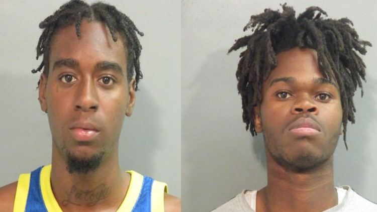 Police: Two men arrested in connection to murder of 16-year-old in Fayetteville