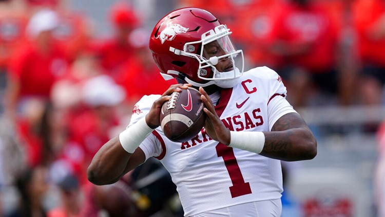 Five things to know before Arkansas-Ole Miss