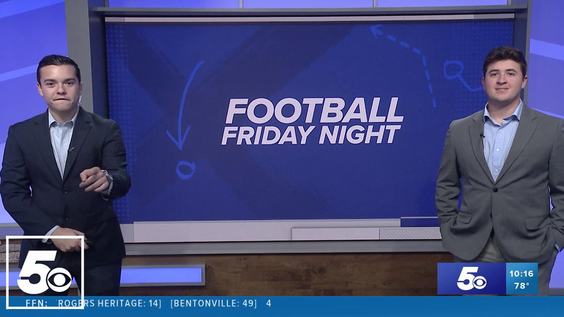 Football Friday Night - Week 6 | Oct. 8, 2021
