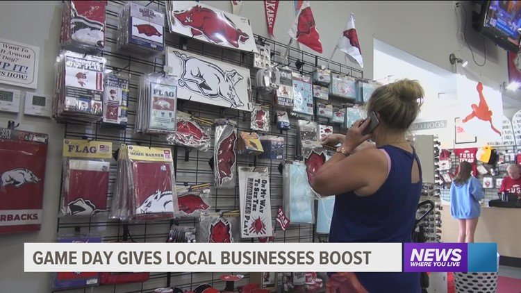 Local businesses excited for full capacity game days return