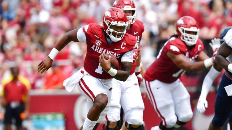 LIVE BLOG: #16 Arkansas vs. #7 Texas A&M