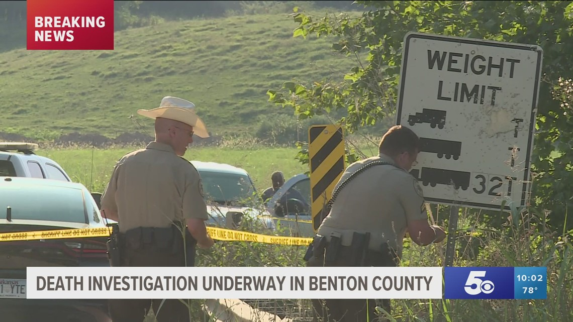 Missing Centerton man's body discovered in field, police identify suspect for his death