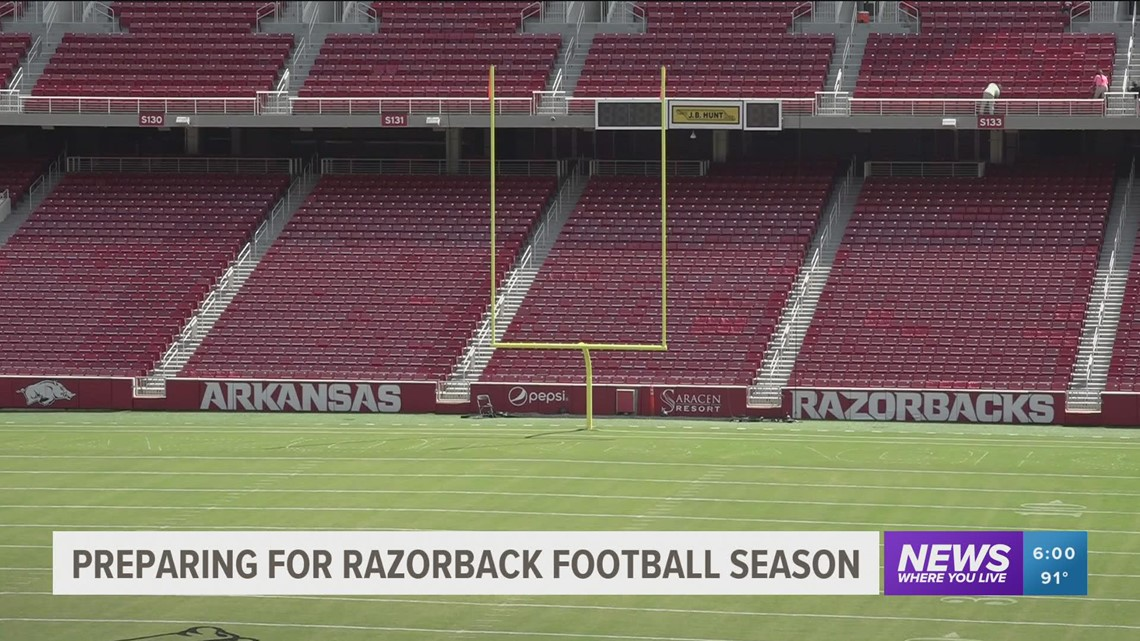 What Hog fans need to know ahead of the Saturday season opener