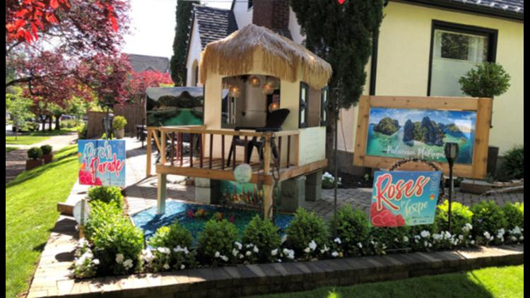 Portland Rose Festival announces 2021 Porch Parade winners