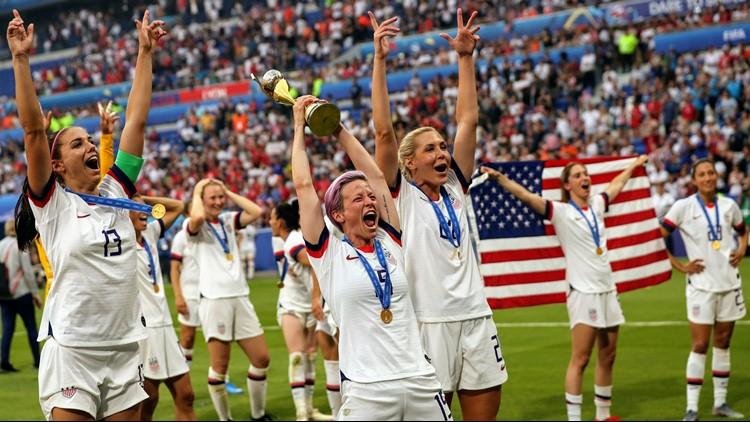 Women's team, US Soccer settle part of their lawsuit