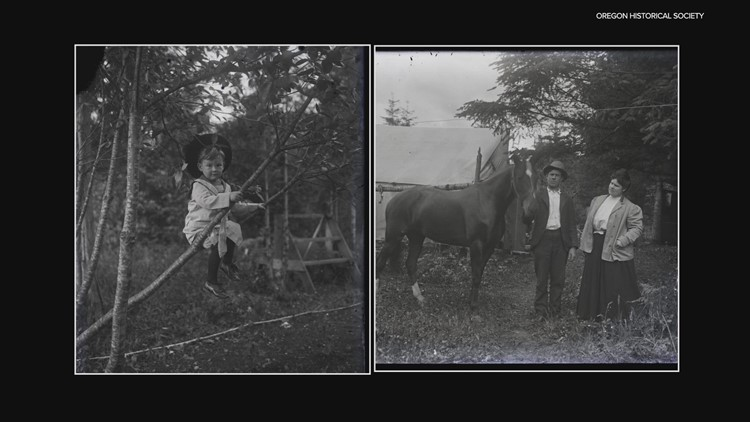 'A phenomenal treasure of history': New photo collection shows Portland life circa 1905