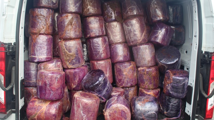 Border bust: Nearly 4 tons of marijuana concealed in ketchup shipment seized in South Texas