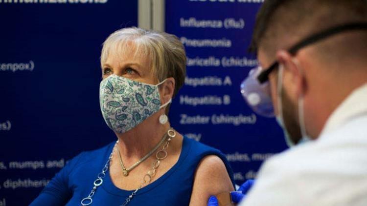 Walmart to host drive-thru COVID-19 vaccine clinic starting Friday