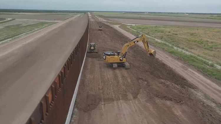 Together again | Former President Trump set to tour unfinished border wall in Texas with Gov. Abbott