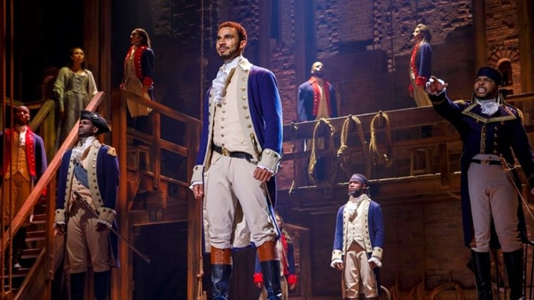 Broadway returns to Walton Arts Center this fall, includes hit show Hamilton
