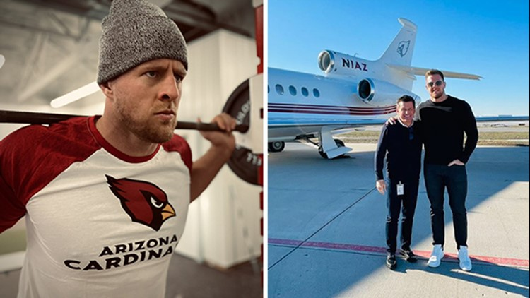 J.J. Watt strikes two-year deal with Arizona Cardinals, shares the news himself with simple tweet