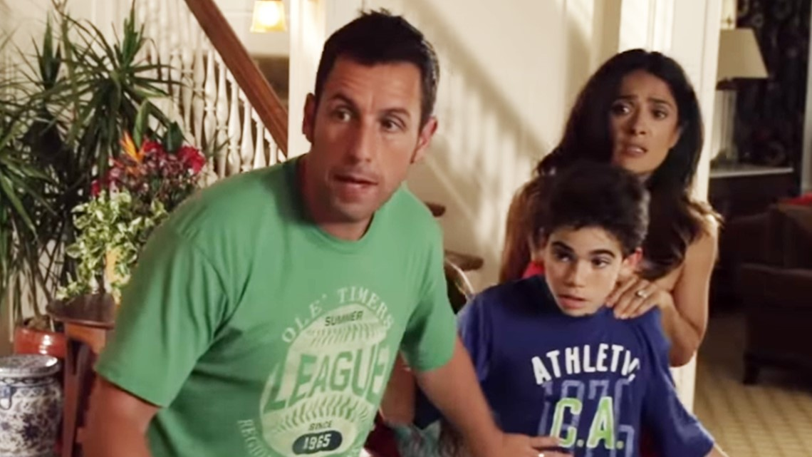 Adam Sandler Reacts To Death Of His Young Grown Ups Costar Cameron Boyce 5newsonline Com