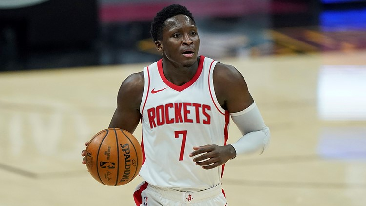 Rockets send Oladipo to Heat