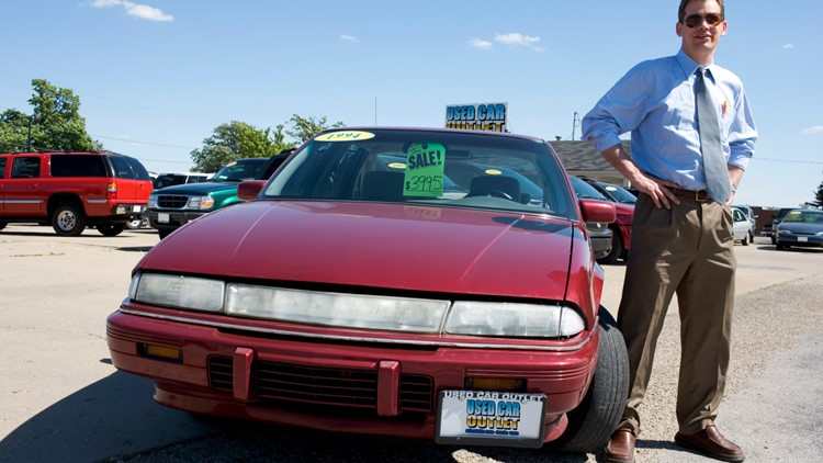 Used car sales are skyrocketing, and it's mostly thanks to the coronavirus