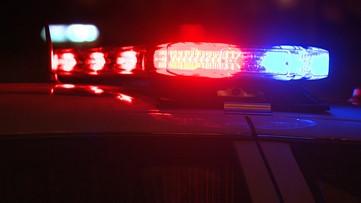 Two injured in single-vehicle crash on I-70 west