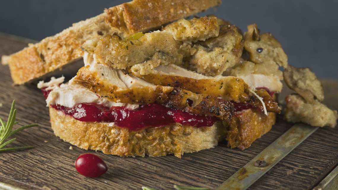 Here's how long Thanksgiving leftovers are safe to eat