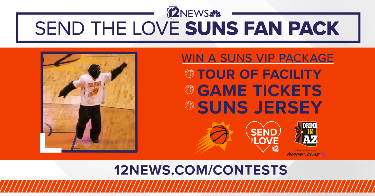 HENSLEY SUNS PACK SEND THE LOVE