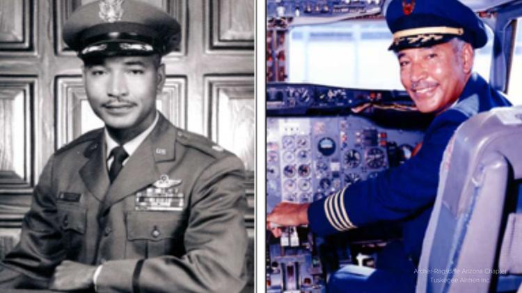 One of three surviving Tuskegee Airmen in Arizona dies at 95