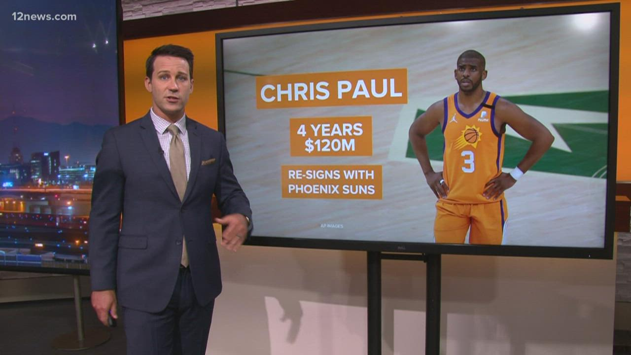 Who else should the Phoenix Suns sign in free agency?