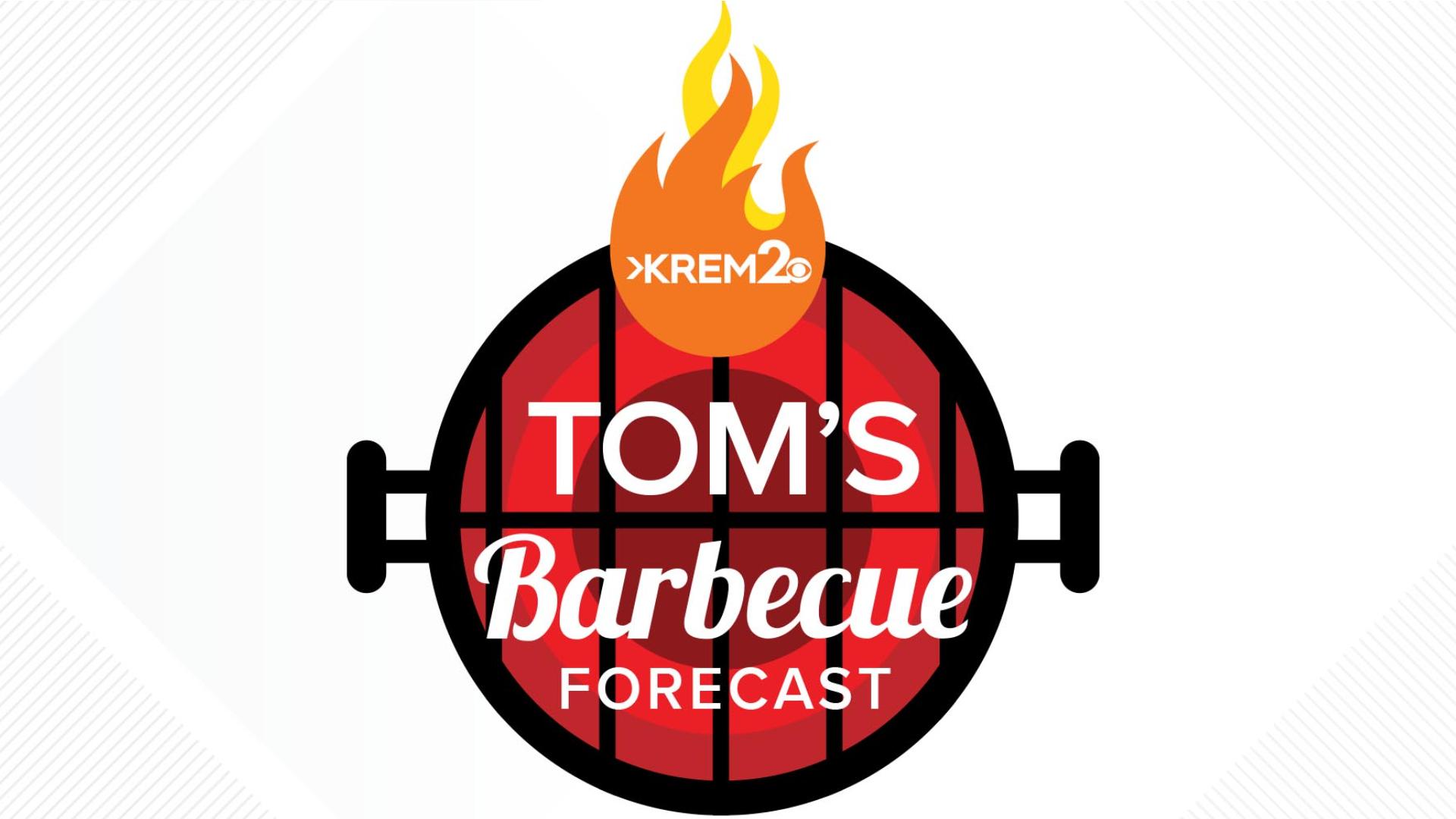 Tom's Barbecue Forecast
