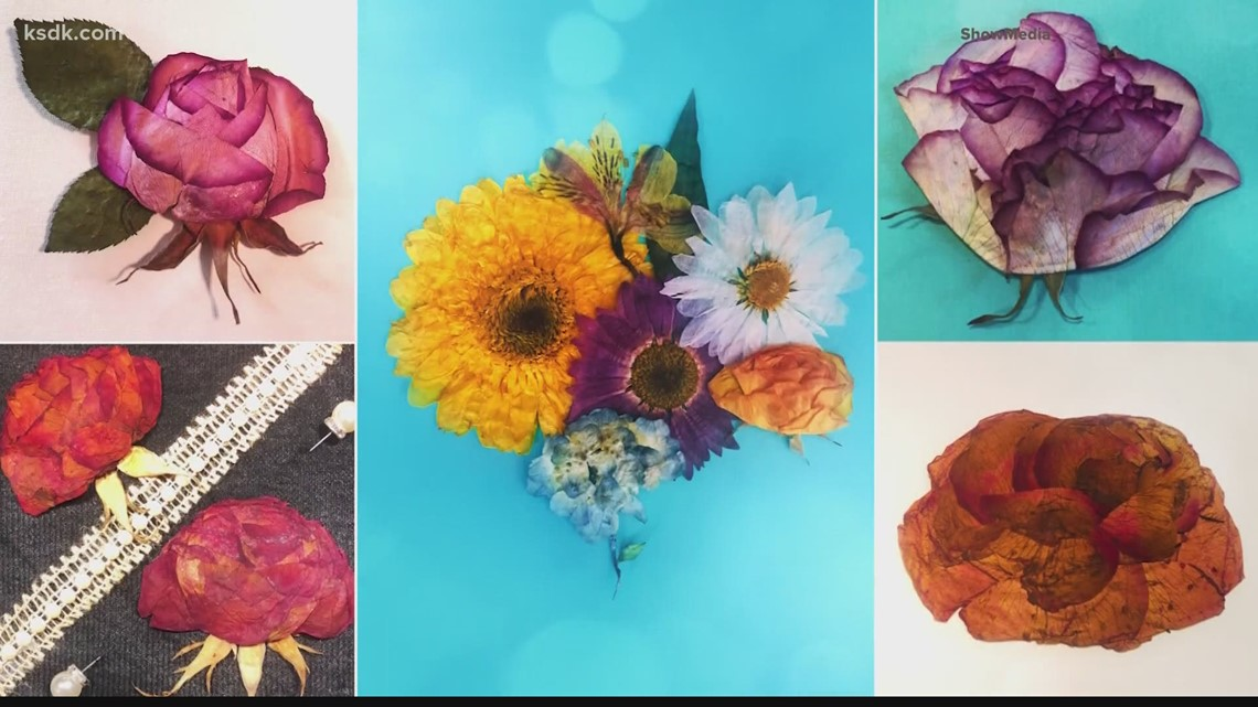 The Flower Whisperer Can Help You Preserve Your Special Occasion Flowers Fox61 Com