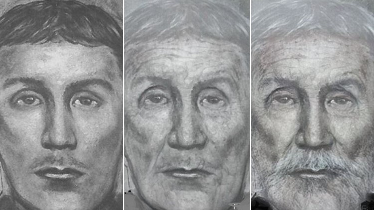 A new look at the I-70 serial killer: Police release age-enhanced sketch