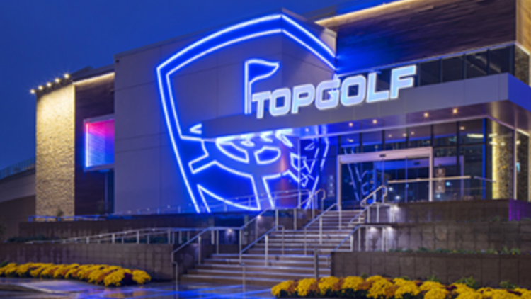 Here's your chance to win free Topgolf game play for a year