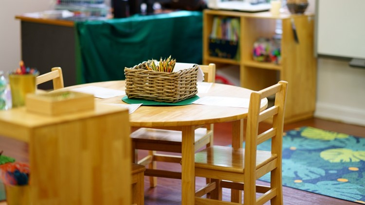 Childcare facilities continue to struggle amid COVID-19 pandemic