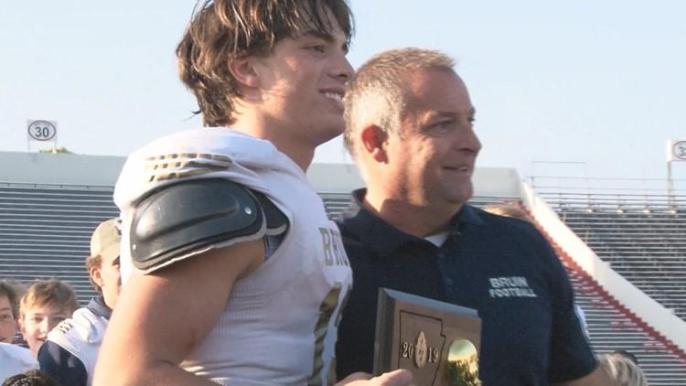 Pulaski Academy head football coach Kevin Kelley leaving for college job in South Carolina