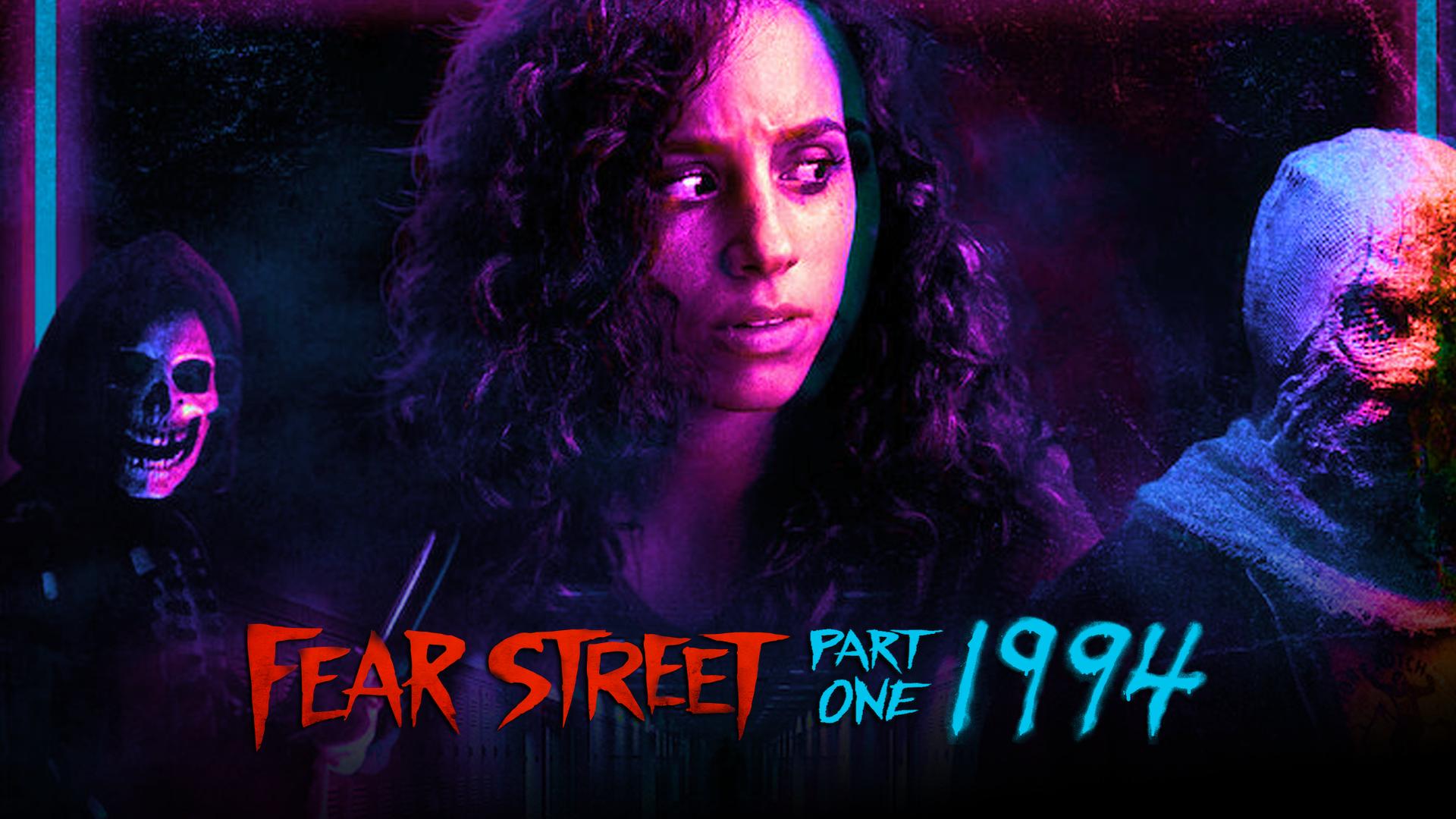 The first Fear Street is 90s horror fun