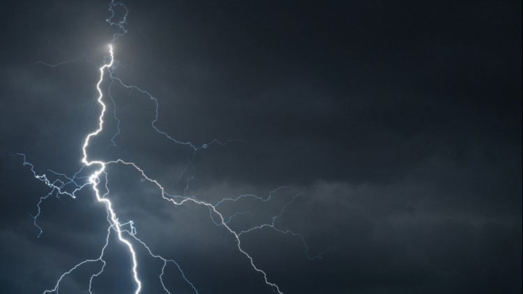 'Lightning can't strike twice' and other lightning myths