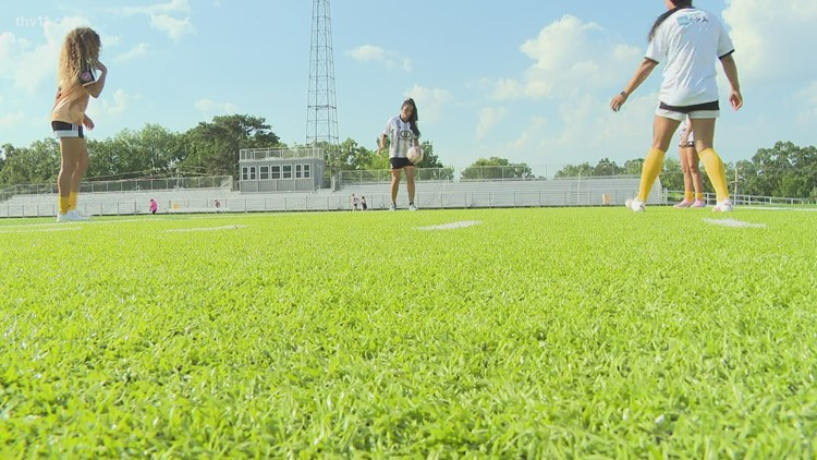 Semi-pro soccer team for women launches in Arkansas