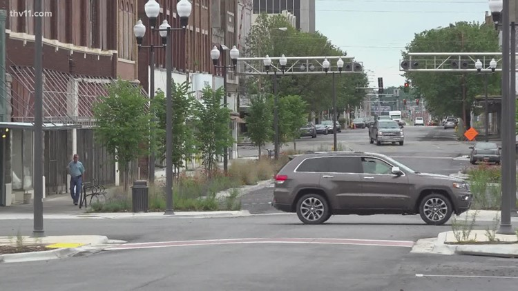 Pine Bluff is fastest-shrinking city in America, latest census says