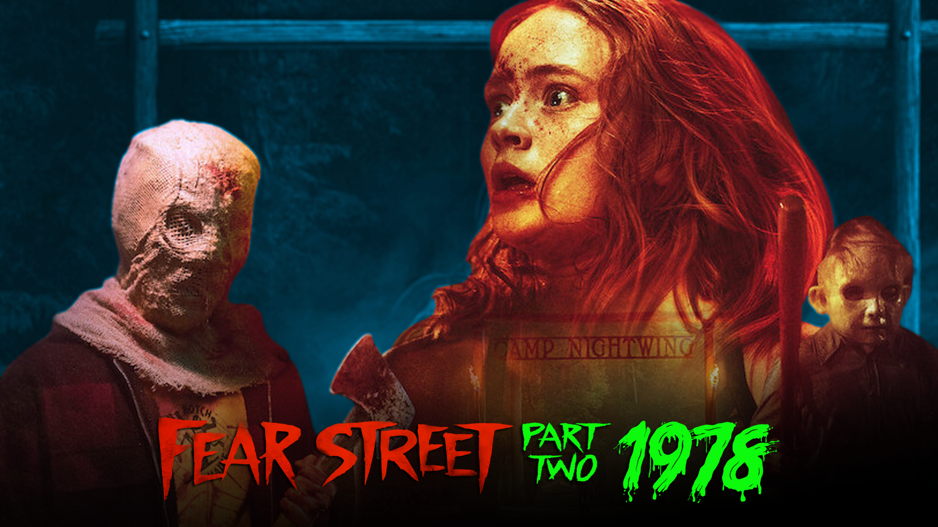 Fear Street travels to 1978 and delivers another fun horror homage