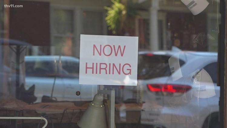 Arkansas to end COVID-19 federal unemployment benefits next week